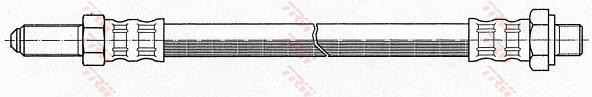 Ilustracja PHC107 TRW przewód hamulcowy elastyczny