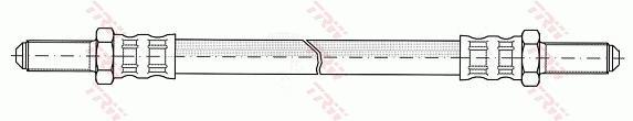 Ilustracja PHC131 TRW przewód hamulcowy elastyczny