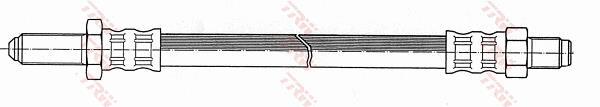 Ilustracja PHC196 TRW przewód hamulcowy elastyczny