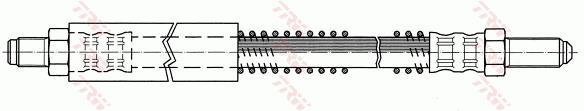 Ilustracja PHC199 TRW przewód hamulcowy elastyczny