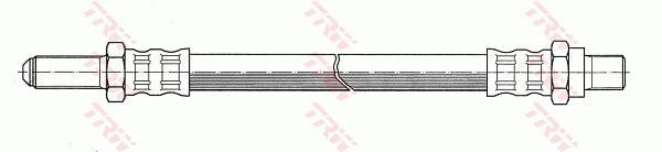 Ilustracja PHC219 TRW przewód hamulcowy elastyczny
