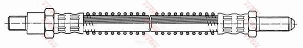 Ilustracja PHC231 TRW przewód hamulcowy elastyczny