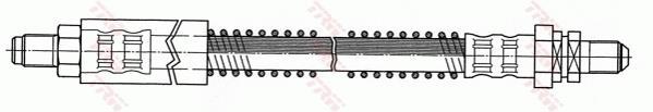 Ilustracja PHC295 TRW przewód hamulcowy elastyczny