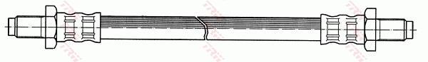 Ilustracja PHC301 TRW przewód hamulcowy elastyczny