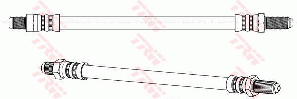 Ilustracja PHC303 TRW przewód hamulcowy elastyczny