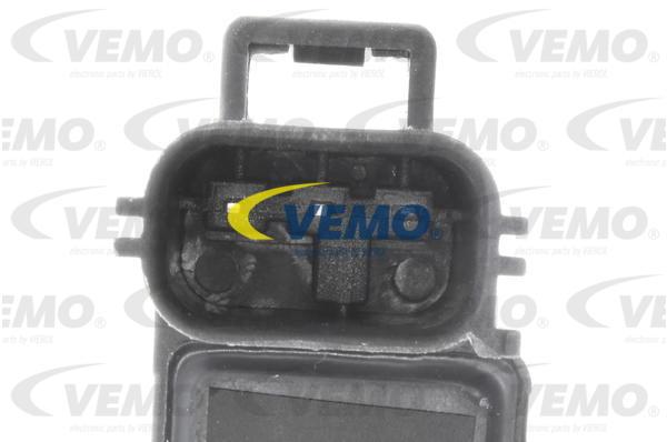 Ilustracja V25-72-1238 VEMO czujnik, ciśnienie spalin