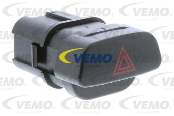 Ilustracja V25-73-0062 VEMO włącznik świateł awaryjnych