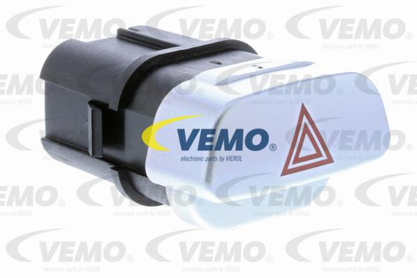 Ilustracja V25-73-0063 VEMO włącznik świateł awaryjnych