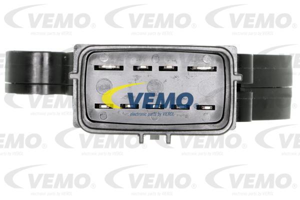 Ilustracja V25-73-0089 VEMO dźwignia przesuwna, automatyczna skrzynia biegów