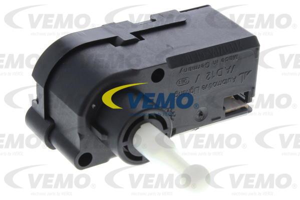 Ilustracja V25-77-0019 VEMO element nastawczy, regulacja położenia reflektorów