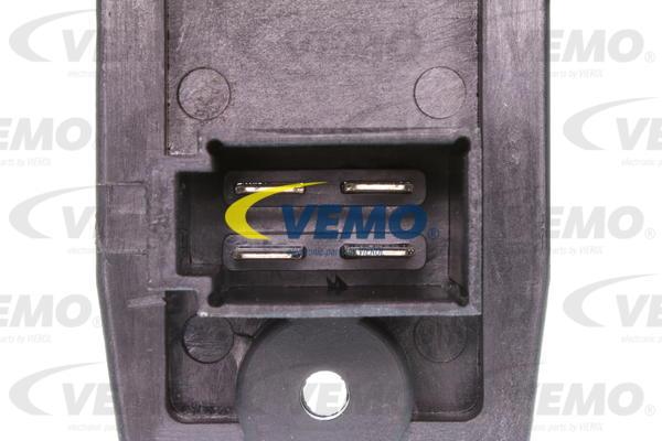 Ilustracja V25-79-0003 VEMO opornik dmuchawy / sterowanie nawiewu