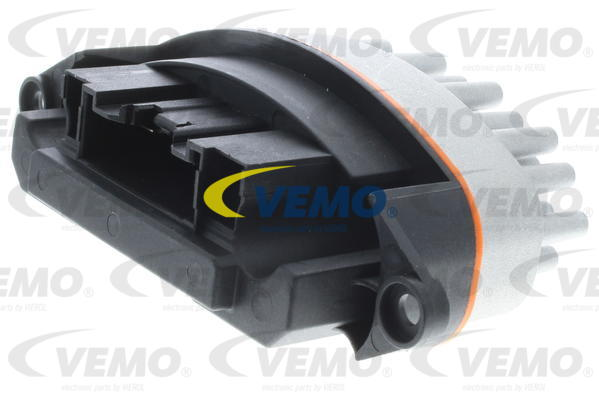 Ilustracja V25-79-0010 VEMO opornik dmuchawy / sterowanie nawiewu