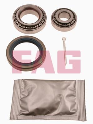 Ilustracja 713 6060 50 FAG zestaw łożysk koła