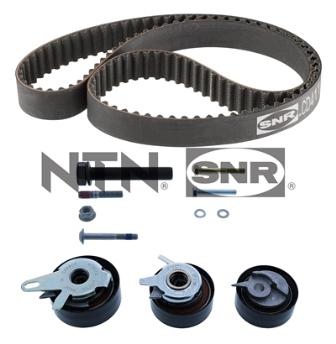 Ilustracja KD465.01 SNR zestaw paska rozrządu