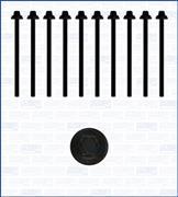 81021500 AJS AJUSA zestaw śrub głowicy cylindrów