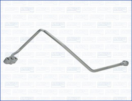 Ilustracja OP10377 AJUSA przewód olejowy, doładowanie