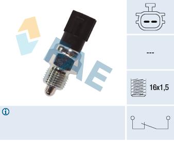 Ilustracja 41255 FAE włącznik świateł cofania