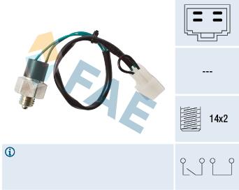 Ilustracja 41286 FAE włącznik świateł cofania