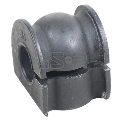 Ilustracja 513240 GSP guma stabilizatora / obejma