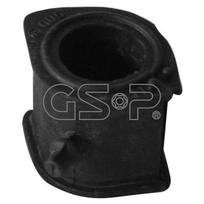Ilustracja 513330 GSP guma stabilizatora / obejma