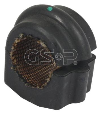 Ilustracja 513500 GSP guma stabilizatora / obejma