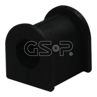 Ilustracja 513690 GSP guma stabilizatora / obejma