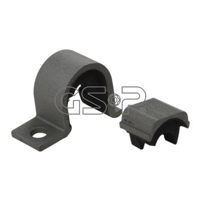 Ilustracja 513768 GSP guma stabilizatora / obejma