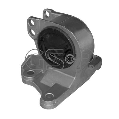 Ilustracja 513733 GSP poduszka silnika / mocowanie