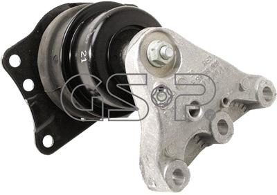 Ilustracja 513882 GSP poduszka silnika / mocowanie