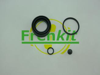 Ilustracja 236045 FRENKIT zestaw naprawczy, zacisk hamulca