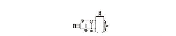 Ilustracja OP4037 GENERAL RICAMBI przekładnia kierownicza